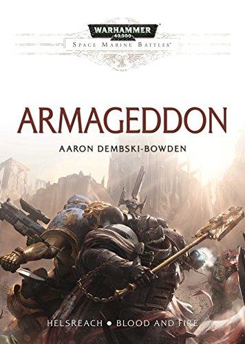 Armageddon (Space Marine Battles): Dembski-Bowden, Aaron
