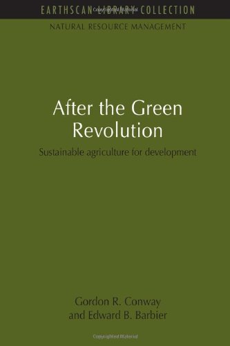 9781849710190: After the Green Revolution: Sustainable Agriculture for Development (Natural Resource Management Set)