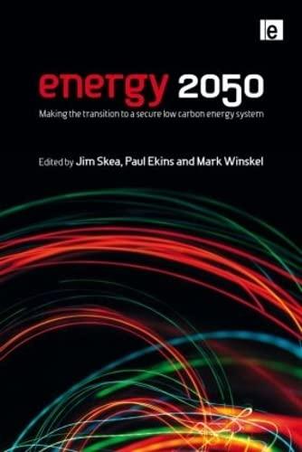 Energy 2050 (Hardcover): Mark Winskel