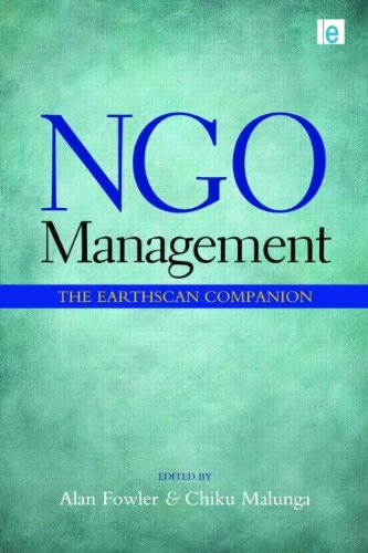 9781849711197: NGO Management: The Earthscan Companion