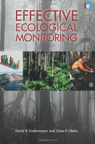 9781849711449: Effective Ecological Monitoring