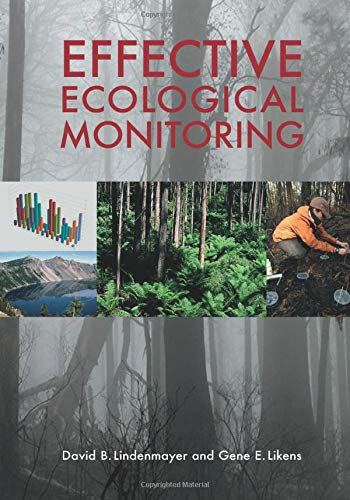 9781849711456: Effective Ecological Monitoring
