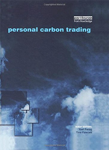 Personal Carbon Trading (Climate Policy Series)