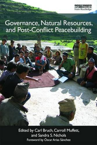 9781849712453: Post-Conflict Peacebuilding and Natural Resource Management: Six volume set