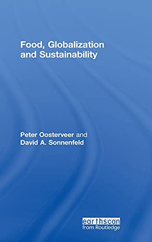 9781849712606: Food, Globalization and Sustainability