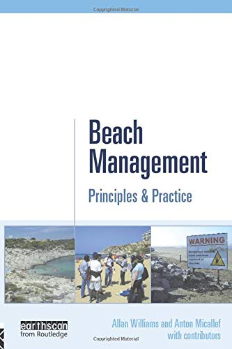 9781849713078: Beach Management: Principles and Practice