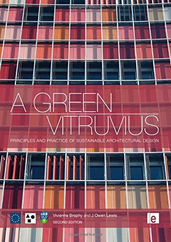 9781849713115: A Green Vitruvius: Principles and Practice of Sustainable Architectural Design