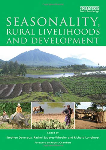 9781849713245: Seasonality, Rural Livelihoods and Development