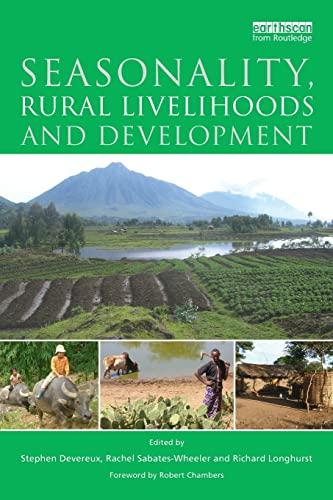 Seasonality, Rural Livelihoods and Development
