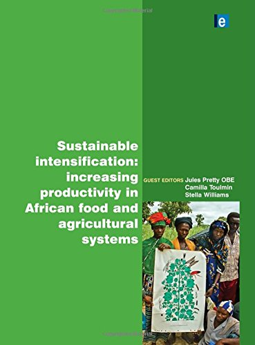 9781849713320: Sustainable Intensification: Increasing Productivity in African Food and Agricultural Systems (International Journal Agricultural Sustainability)