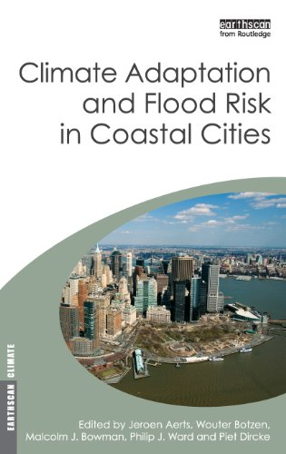 9781849713467: Climate Adaptation and Flood Risk in Coastal Cities (Earthscan Climate)