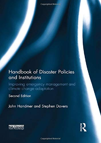 9781849713504: Handbook of Disaster Policies and Institutions: Improving Emergency Management and Climate Change Adaptation