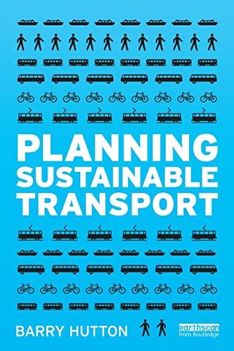 9781849713917: Planning Sustainable Transport