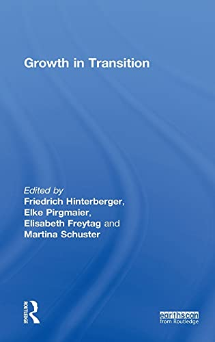9781849713955: Growth in Transition