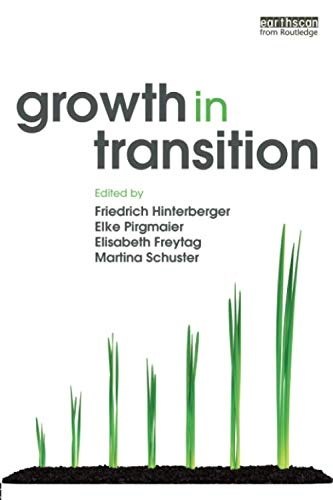 9781849713962: Growth in Transition
