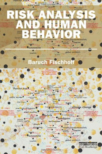 9781849714426: Risk Analysis and Human Behavior (Earthscan Risk in Society)