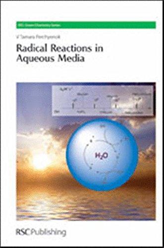 Radical Reactions In Aqueous Media