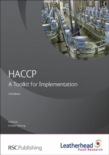 9781849730488: HACCP: A Toolkit for Implementation