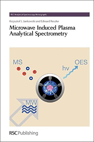 9781849730525: Microwave Induced Plasma Analytical Spectrometry (RSC Analytical Spectroscopy Series)