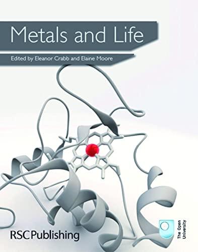 9781849730594: Metals and Life: Rsc
