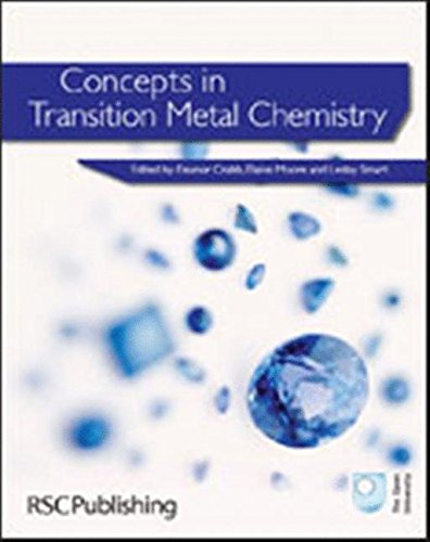 9781849730624: Concepts in Transition Metal Chemistry: RSC