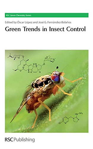 9781849731492: Green Trends in Insect Control: RSC (Rsc Green Chemistry)