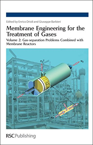 Membrane Engineering For The Treatment Of Gases: Volume 2: Gas-Separation Problems Combined With ...