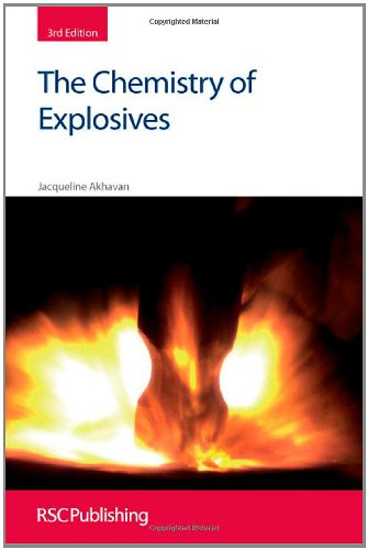 9781849733304: The Chemistry of Explosives