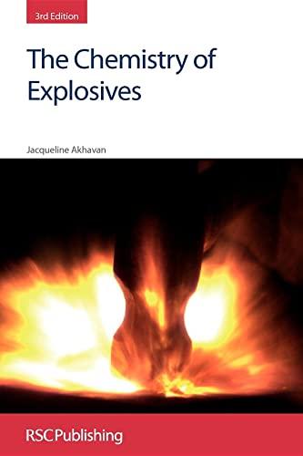 9781849733304: The Chemistry of Explosives: RSC (RSC Paperbacks)