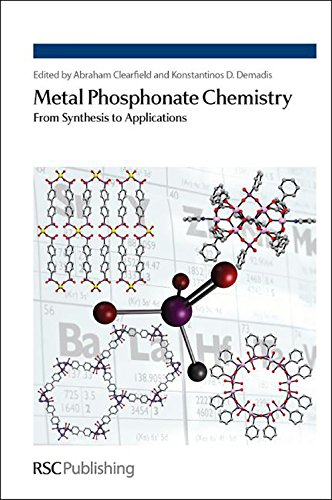 9781849733564: Metal Phosphonate Chemistry: From Synthesis to Applications
