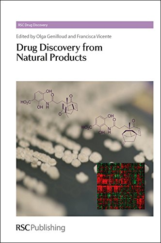 Drug Discovery from Natural Products: RSC: Genilloud, Olga [Editor];