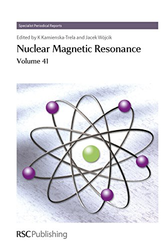 Nuclear Magnetic Resonance: Volume 41 (Specialist Periodical Reports): Royal Society of Chemistry