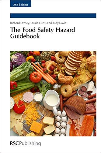 9781849733816: Food Safety Hazard Guidebook: RSC