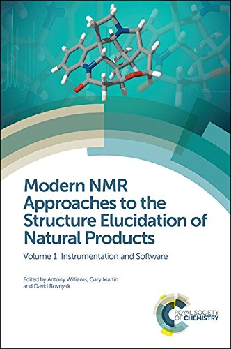 9781849733830: Modern NMR Approaches to the Structure Elucidation of Natural Products: Volume 1: Instrumentation and Software