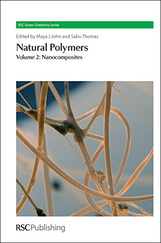 9781849734035: Natural Polymers: Volume 2: Nanocomposites (Green Chemistry Series)