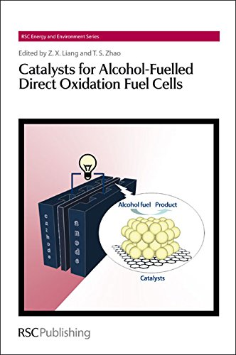 9781849734059: Catalysts for Alcohol-Fuelled Direct Oxidation Fuel Cells: RSC (Energy and Environment Series)