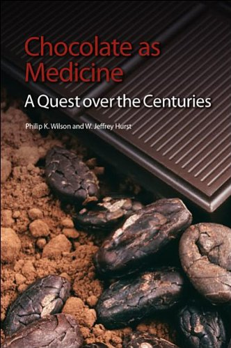 9781849734110: Chocolate as Medicine: A Quest over the Centuries