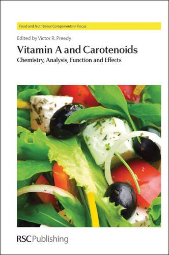9781849735506: Vitamin A and Carotenoids: Chemistry, Analysis, Function and Effects (Food and Nutritional Components in Focus)
