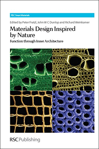 9781849735537: Materials Design Inspired by Nature: Function Through Inner Architecture (Smart Materials Series)