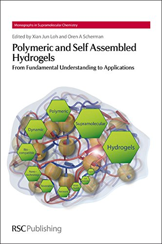 9781849735612: Polymeric and Self Assembled Hydrogels: From Fundamental Understanding to Applications (Monographs in Supramolecular Chemistry)