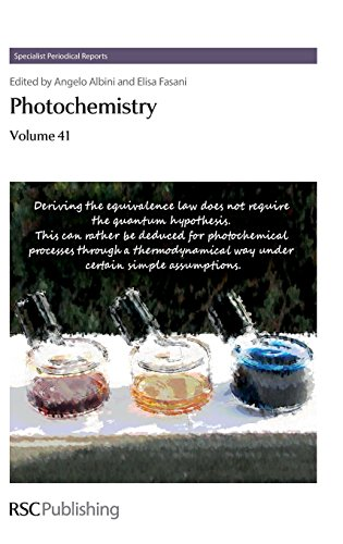 Photochemistry: Volume 41 (Specialist Periodical Reports): Albini, Angelo [Editor];