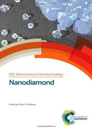 9781849736398: Nanodiamond: RSC (Nanoscience & Nanotechnology Series)