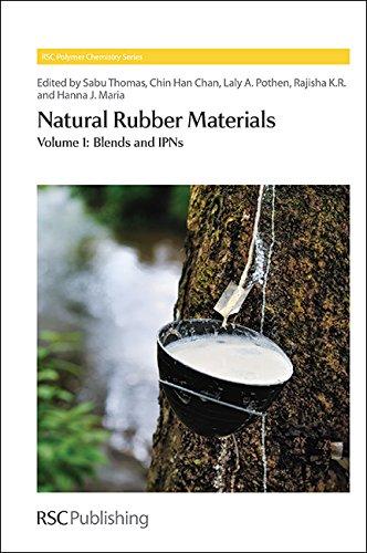 Natural Rubber Materials (Hardback)