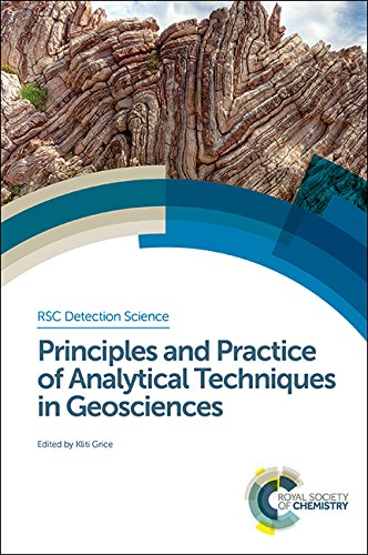 9781849736497: Principles and Practice of Analytical Techniques in Geosciences