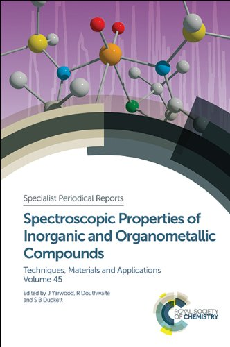 Spectroscopic Properties of Inorganic and Organometallic Compounds: Volume 45 (Specialist ...