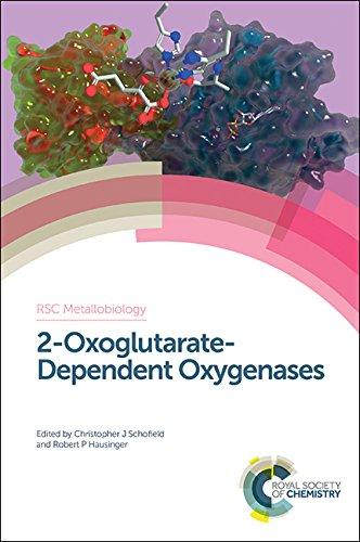 2-Oxoglutarate-Dependent Oxygenases (Hardback)