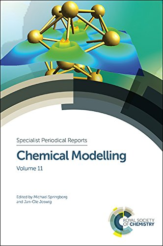 9781849739542: Chemical Modelling: Volume 11 (Specialist Periodical Reports)