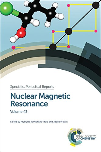 Nuclear Magnetic Resonance: Volume 43 (Specialist Periodical Reports)