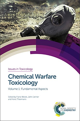 9781849739696: Chemical Warfare Toxicology: Volume 1: Fundamental Aspects (Issues in Toxicology)