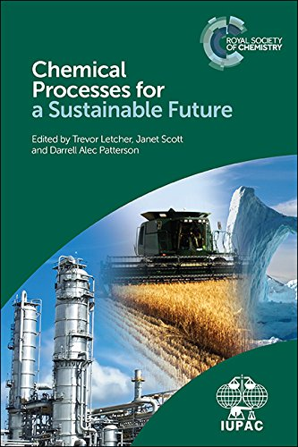 Chemical Processes for a Sustainable Future: Fabrication: Letcher, Trevor (Editor)/